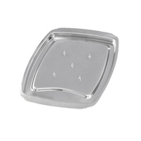 D.LINE Stainless Steel Carving Tray