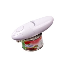 Touch and Go Auto Safety Can Opener White