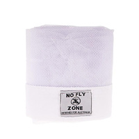 Appetito No Fly Zone Table-Throw Food Cover White