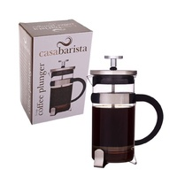 Casabarista Coffee Plunger 3 Cup 350ml with Scoop