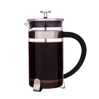 Casabarista Coffee Plunger 8 Cup 1L with Scoop