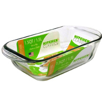 Kitchen Classics 1.5 Liter Loaf Pan 14 x 23cm