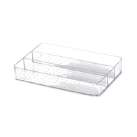 Madesmart Stackable Clear Tray