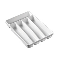 Madesmart Basic 5 Compartment Cutlery Tray 32.7 x 22.9 x 4.4cm