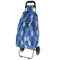 Shop & Go Sprint Shopping Trolley Graphic Leaves