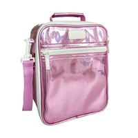 Sachi Insulated Junior Lunch Tote Lustre Pink