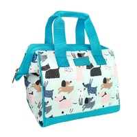 Sachi Insulated Lunch Bag Dog Park