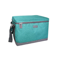 Sachi Cooler Cube Insulated Cooler  Green