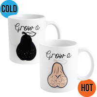 Colour Change Mug Grow A Pair