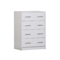 4 Chest of Drawers Tallboy