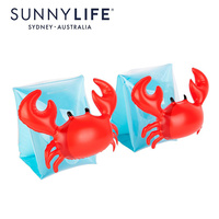 SUNNYLIFE Inflatable Arm Band Crabby