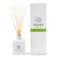 Tilley 150ml Aroma Reed Diffusers Coconut Lime