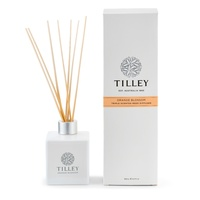 Tilley 150ml Aroma Reed Diffusers Orange Blossom