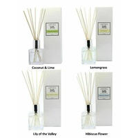2 X TILLEY 150ml Aroma Reed Diffusers