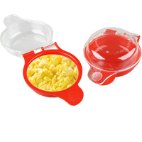 2 x Microwave Egg Muffin Cooker
