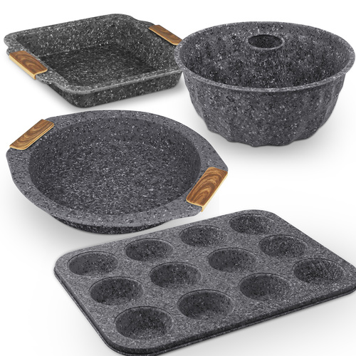STEINFURT Cupcake mould  4pcs Set